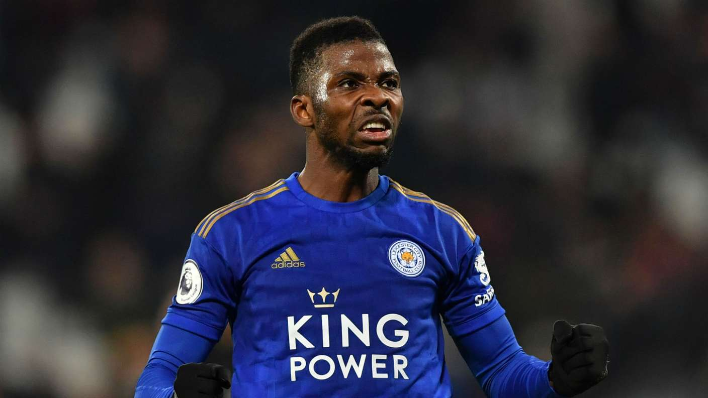 Leicester City Happy To End 2019 Second In Premier League — Kelechi Iheanacho 7