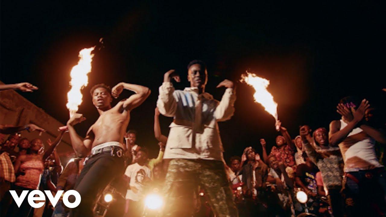 VIDEO: Larruso – Killy Killy (Remix) Ft Stonebwoy, Kwesi Arthur