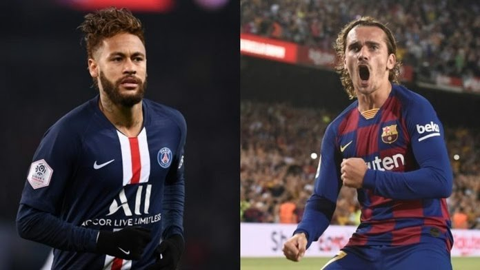 Griezmann Ready To Welcome Neymar Back To Barcelona