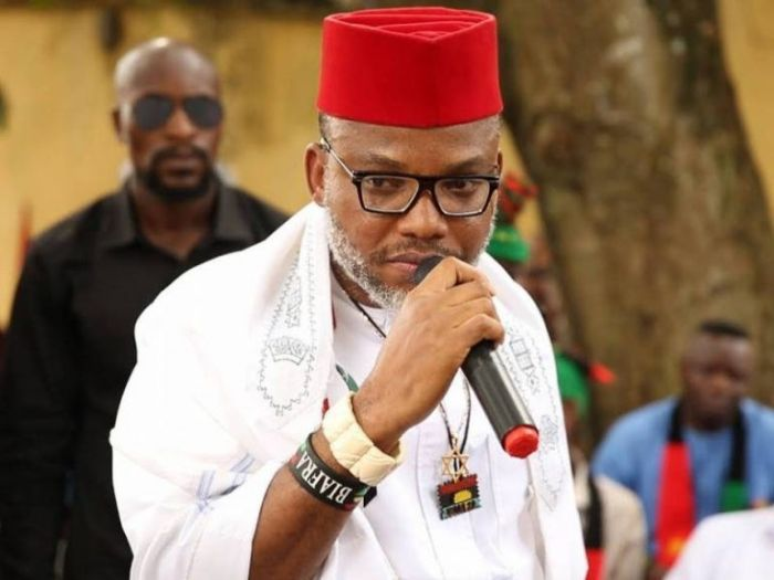"Nnamdi Kanu Says ""Like Jesus Christ, I'm Tempted To Back Out Of The Struggle For Biafra"""