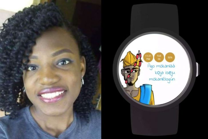 OAU Graduate Develops Android Watch That Tells Time In Yoruba