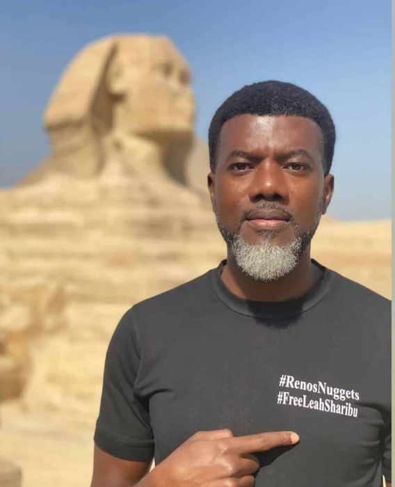 There Is Nothing Spiritual About Closing Your Eyes While Praying — Reno Omokri