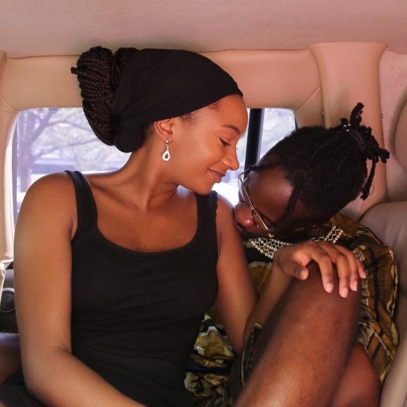 Temi Otedola & Mr Eazi Celebrate Three Years Dating Anniversary