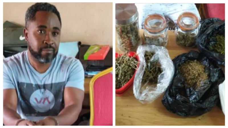 Two Nigerians Allegedly In Possession Of Cocaine Arrested In Malawi 4