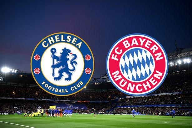 Live Stream: Chelsea vs Bayern Munich — 2020 Champions League