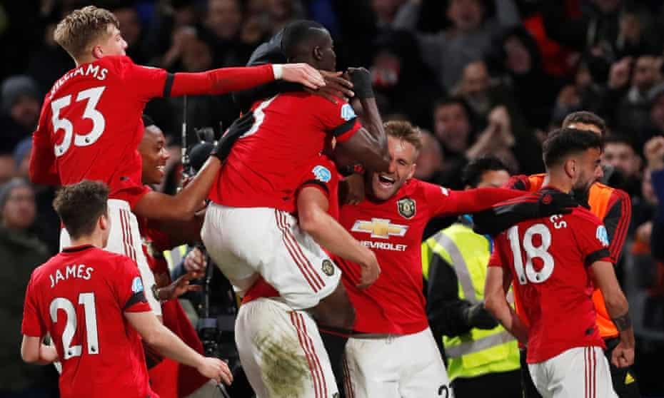 Chelsea 0 – 2 Man United Premier League Highlight Mp4 Download