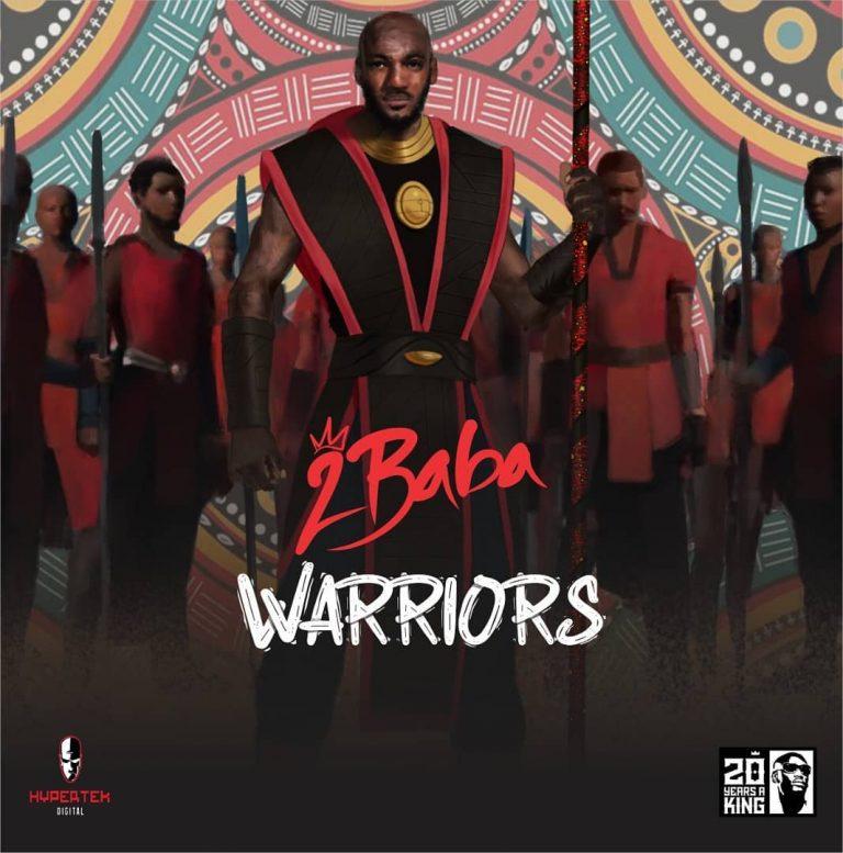 "2Baba Set To Release New Album ""Warriors"