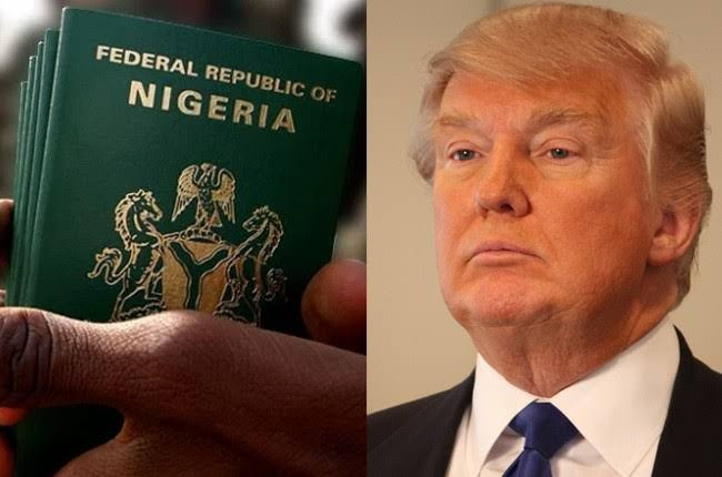 United States Adds Nigeria & 5 Other Countries To Travel Ban List