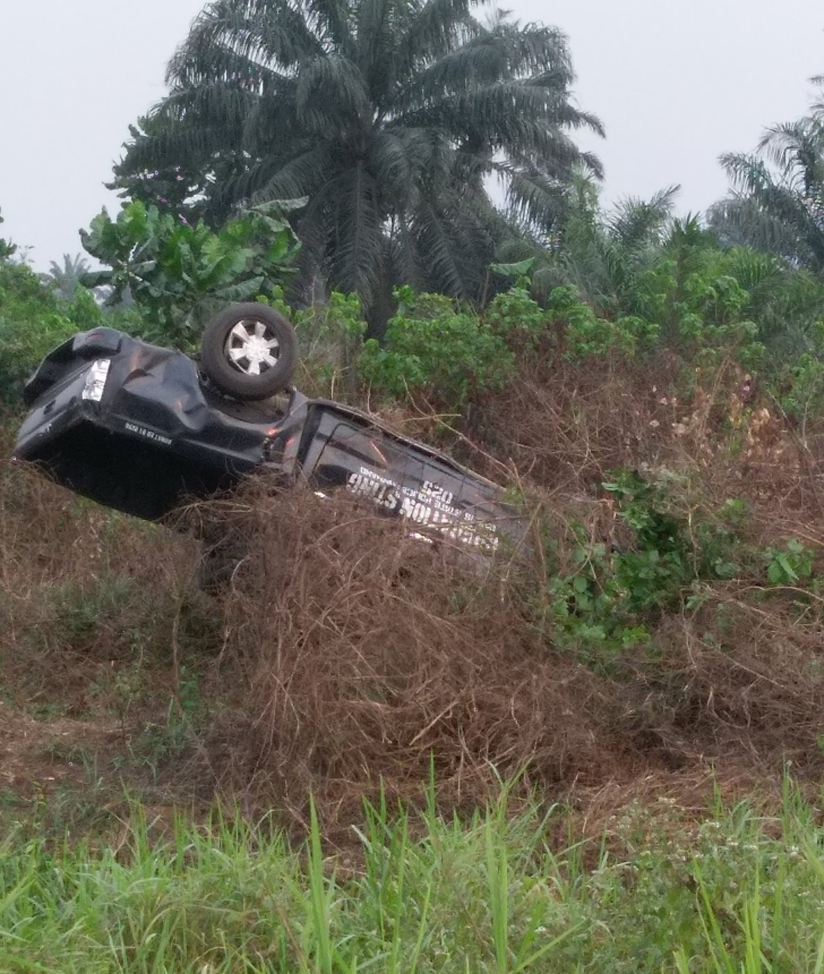 Two Police Officers Die In Car Accident While Pursuing Commercial Vehicle (Graphic Photos)
