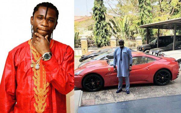 Speed Darlington Questions The Source Of Dino Melaye's Wealth
