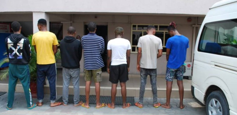 Seven Young Men Arrested For Bitcoin Fraud In Rivers State