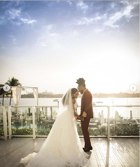 Ace Hood Gets Married To His Longtime Partner Shelah Marie (Photos)