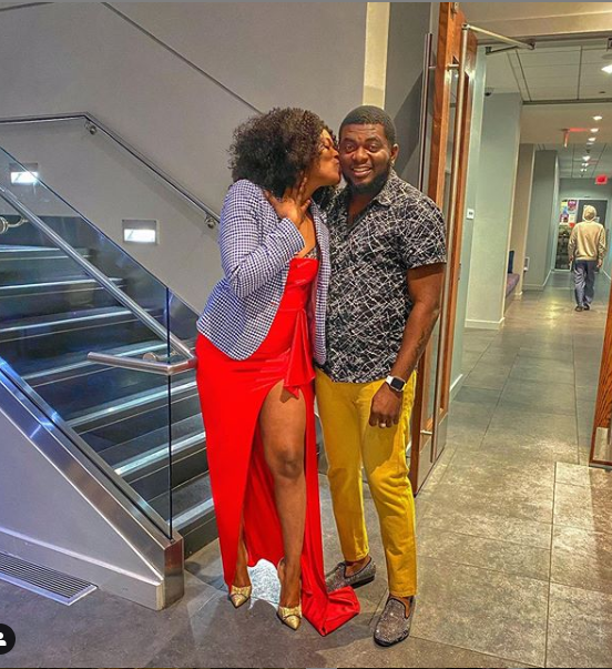 Singer, Kelly Hansome Proposes To His Girlfriend (Photos/Video)