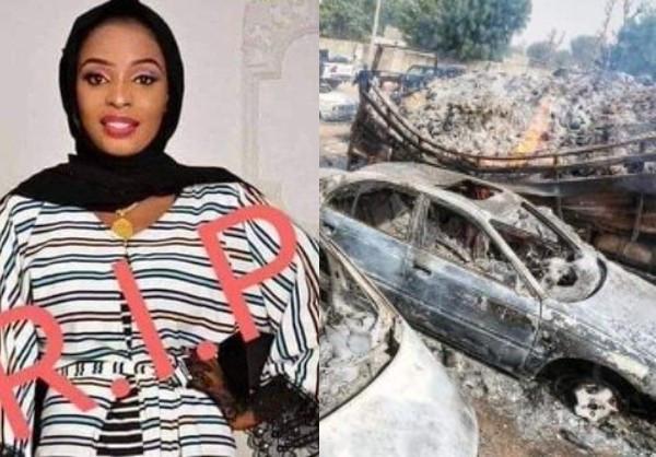 UNIMAID student Burnt to death