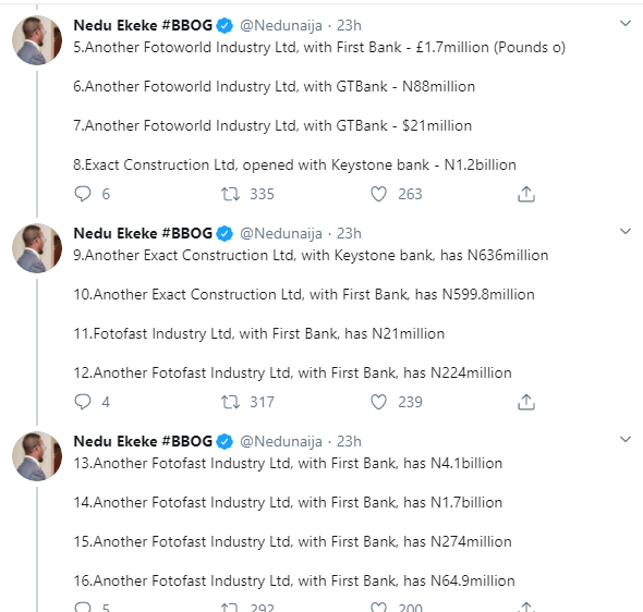 Former Governor T.A Orji And Son Quizzed By EFCC Over Alleged Theft Of Billions Of Naira...See Accounts Traced To Son And All The Money Inside 15