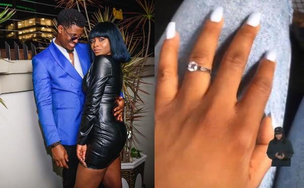 BBNaija's Seyi Awolowo and girlfriend, Adeshola