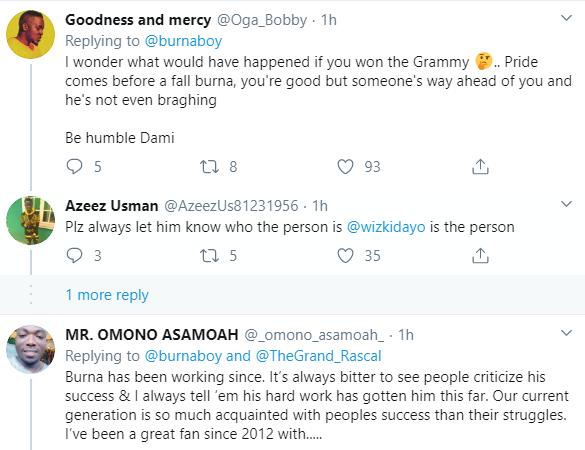 'I'm The Best Since Fela Kuti' — Burna Boy; Nigerians React