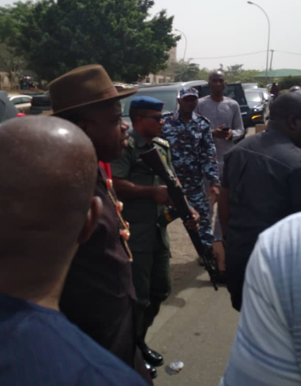 INEC Declares Duoye Diri Of PDP Winner Of Bayelsa Governorship Election 8