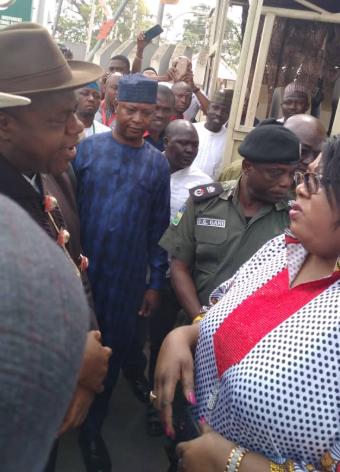 INEC Declares Duoye Diri Of PDP Winner Of Bayelsa Governorship Election 9