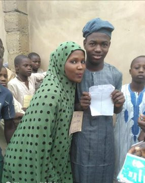 Two Bauchi Boys Who Are In Love With One Girl Contest In An Election (Photos) 8