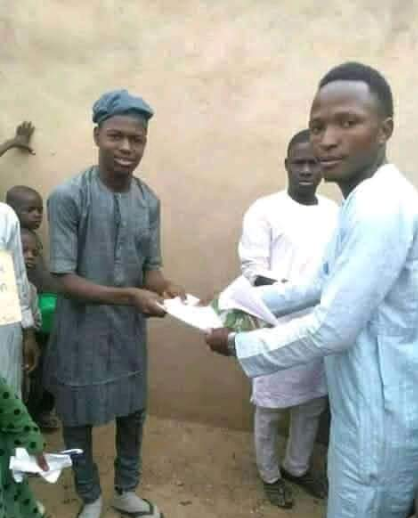 Two Bauchi Boys Who Are In Love With One Girl Contest In An Election (Photos) 9