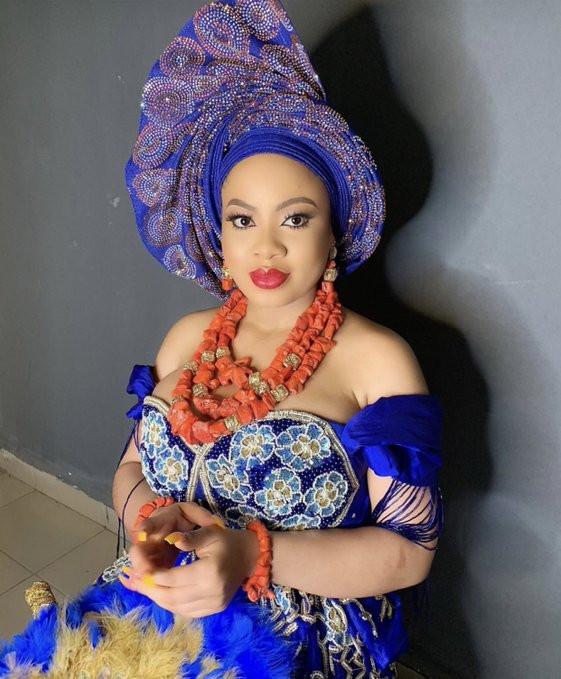 BBNaija's Nina Holds Traditional Wedding In Imo (Photos/Video) 14