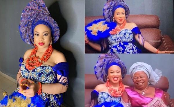 BBNaija's Nina Holds Traditional Wedding In Imo (Photos/Video) 12