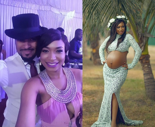 Actor Bryan Okwara And His Partner, Marie Miller Welcome Their First Child