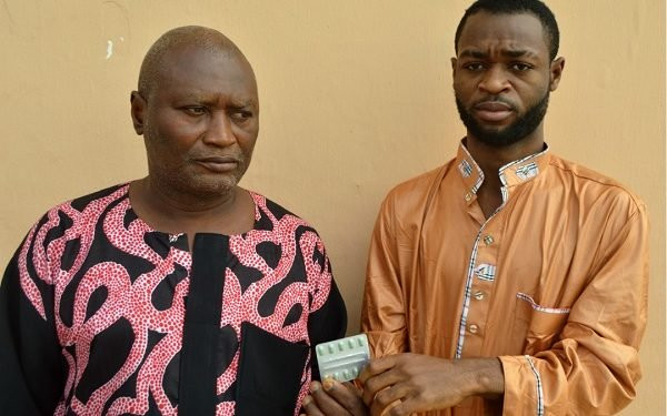 Man BUSTED While Trying To Smuggle In Hard Drug For Son In EFCC Custody