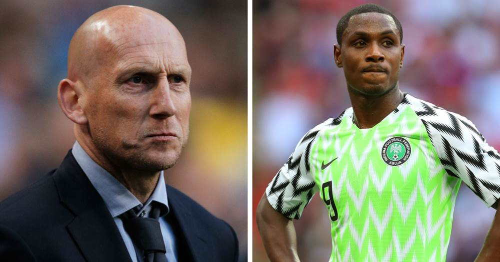 Ighalo will Perform Well At Man United But He Needs Teammates' Support To Thrive — Man United Legend Stam