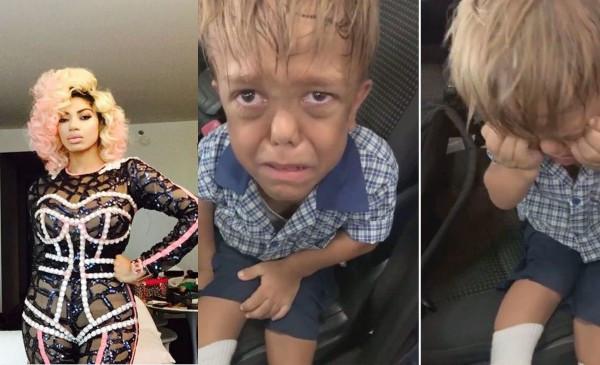 9-Year-Old Dwarf, Quaden Bayles' Mum Is Using Him To Make Money — Dencia
