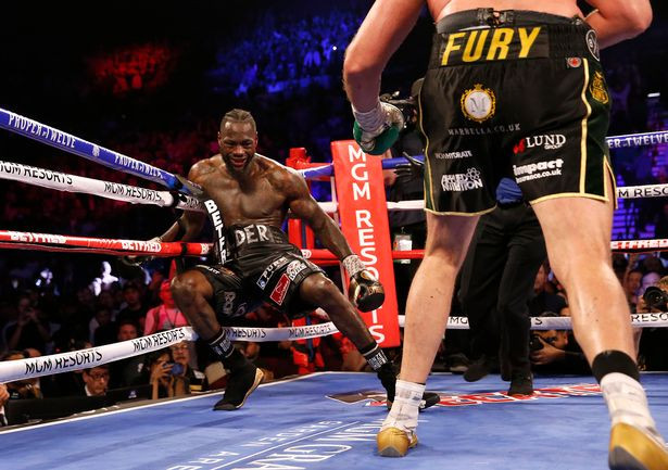 Deontay Wilder Rushed To The Hospital After Defeat To Tyson Fury
