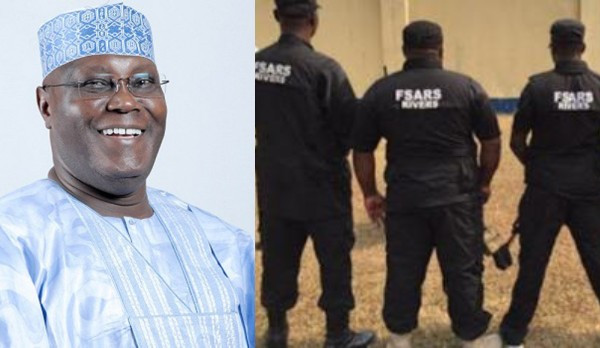 Atiku Urges Nigerian Police To Reform SARS Unit