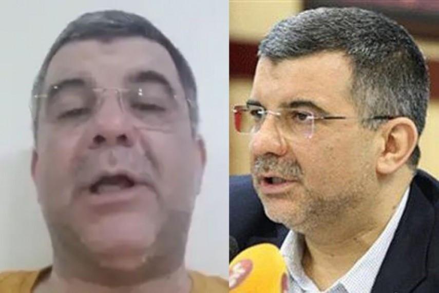 Coronavirus: Iran Deputy Health Minister,  Iraj Harirchi Tests Positive