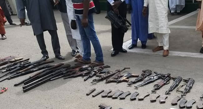 43 Rifles & 1,117 Ammunition Recovered From Bauchi Forest (Photos) 8