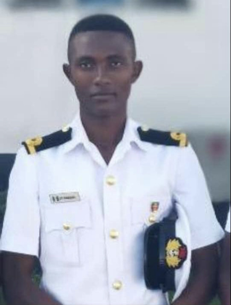 Naval Officer Goes Missing (Photos)