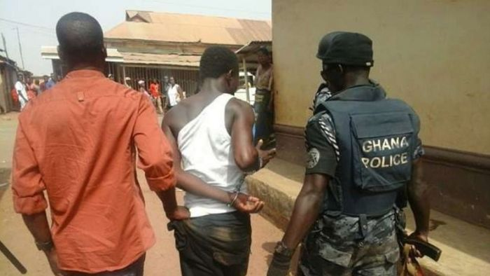 Man Arrested For Raping And Impregnating His Daughter
