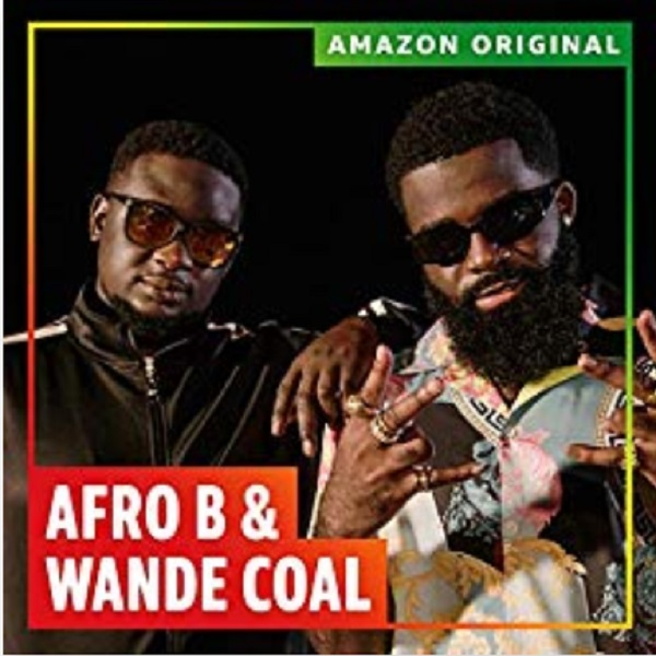 Afro B Ft Wande Coal Amina Remix Mp3 Download