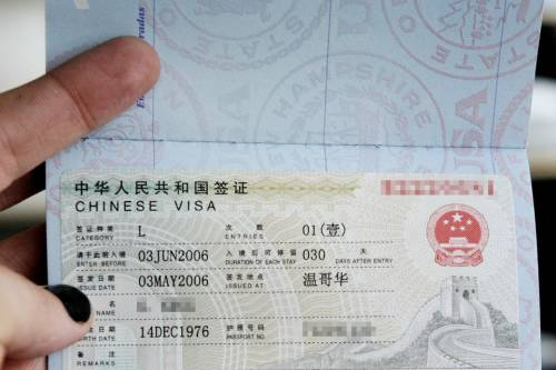 China Places Visa Ban On Nigerians 2