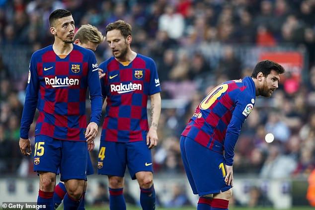 Barça Players To Undergo Coronavirus Tests Before Champions League Clash With Napoli