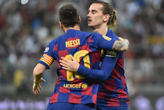 Barcelona Releases Squad To Face Athletic Bilbao Today (See List)