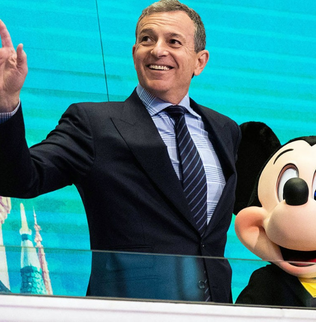 Bob Iger, 69, has stepped down as CEO of the Walt Disney Company