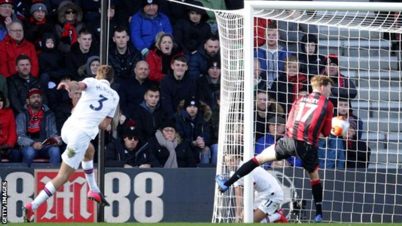 Bournemouth 2 – 2 Chelsea Premier League Highlight Mp4 Download