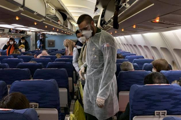 Coronavirus: Vietnam Bans All Flights To And From China