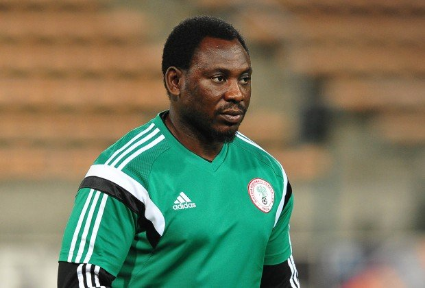 Daniel Amokachi Made New Nigerian Football Ambassador