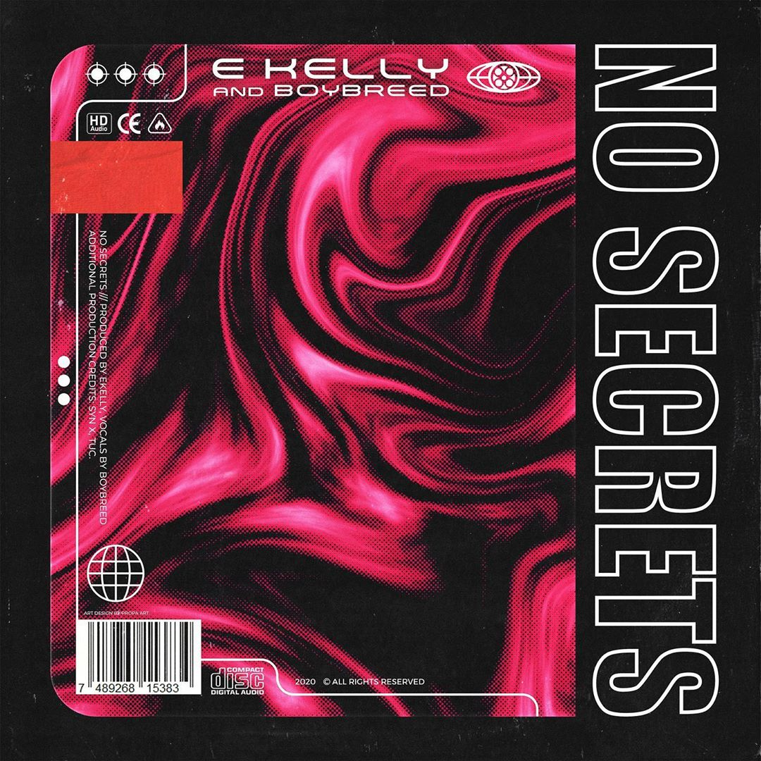 E-Kelly – No Secrets Ft. Boybreed