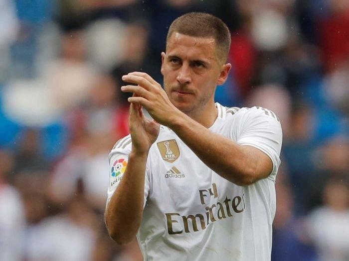 Eden Hazard Is Now Fit To Play For Real Madrid — Zidane
