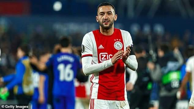 I'm Joining For Chelsea's Attacking Football — Ziyech