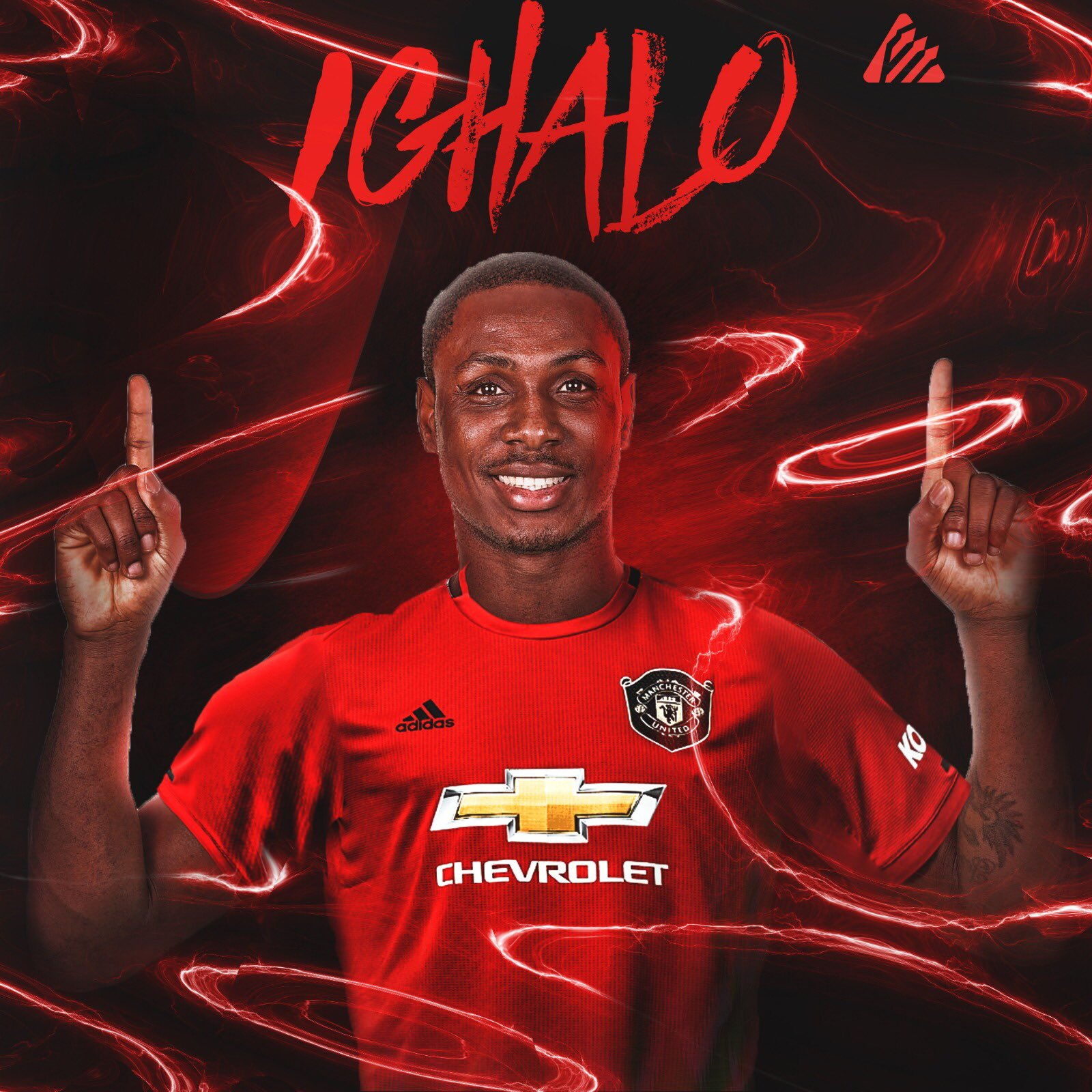 Manchester United Signs Odion Ighalo On Loan