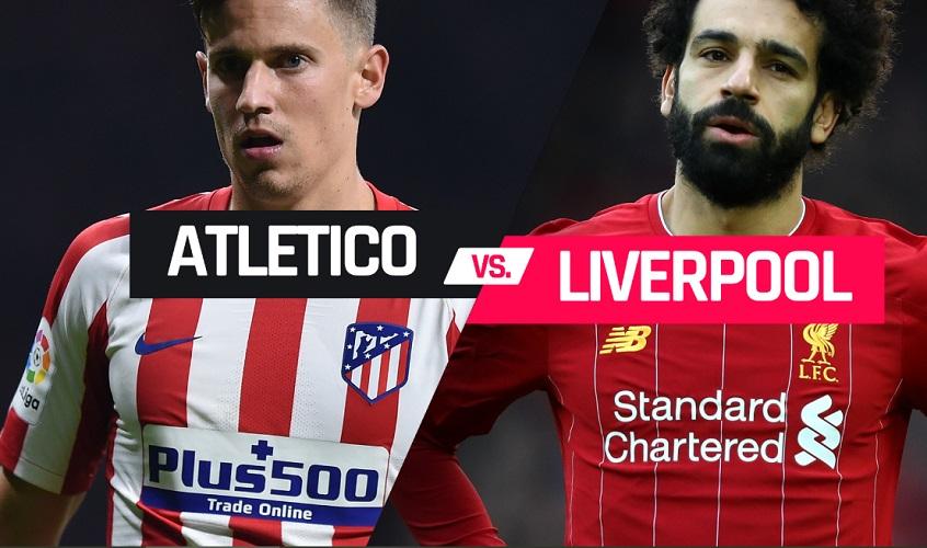 Atletico Madrid 1 – 0 Liverpool